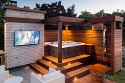 Outdoor TV and Audio