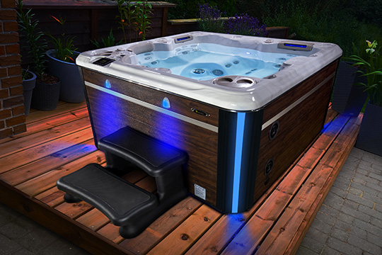 Hydropool 395 Gold Self Cleaning Hot Tub