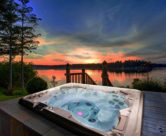 Hydropool 670 Platinum Self Cleaning Hot Tub