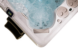 Hydropool 720 Platinum Self Cleaning Hot Tub