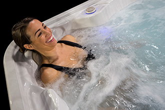 Hydropool Swim Spas Standard Features