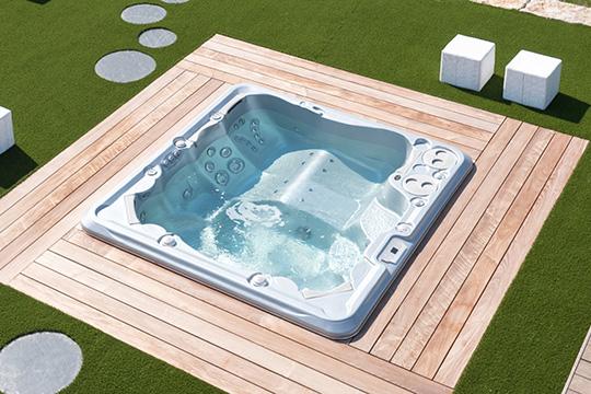 Hydropool 790 Platinum Self Cleaning Hot Tub