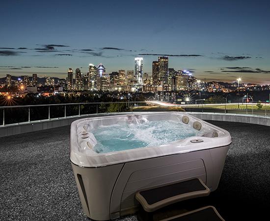 Hydropool Serenity 4300 Hot Tub