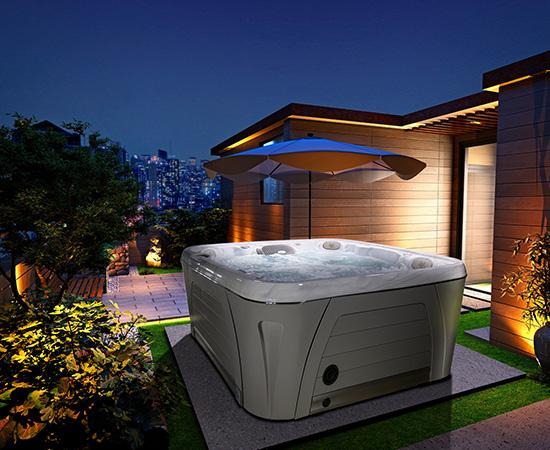 Hydropool Serenity 4500 Hot Tub