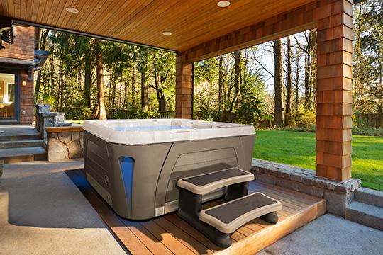 Hydropool Serenity 6600 Hot Tub