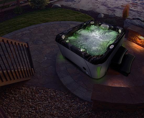 Hydropool Serenity 6800 Hot Tub