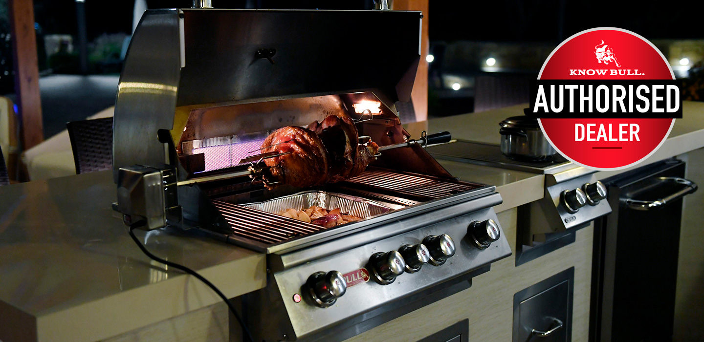 Bull Outdoor fitted BBQ in Jersey