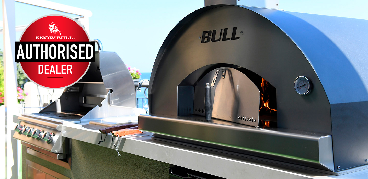 Bull Outdoor Pizza Oven in Jersey