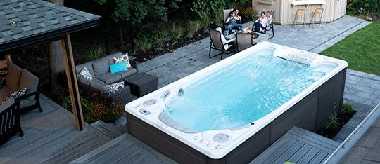 hydropool family fun pool 540