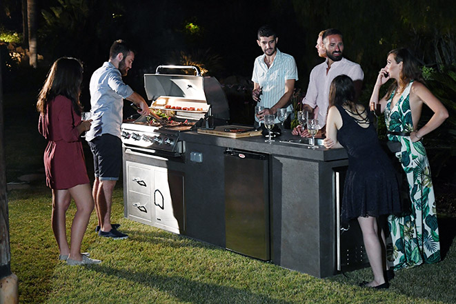Bull Outdoor Kitchen BBQ