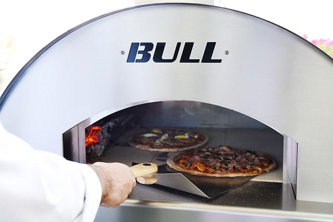 Bull Pizza Oven
