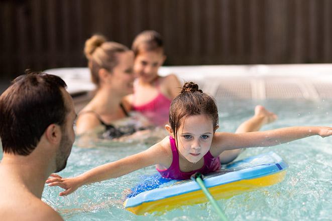 Hydropool Family Fun Pool