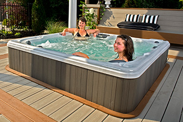 Hydropool Serenity Hot Tub In jersey