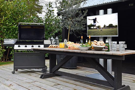 Outdoor 4k TVs Jersey