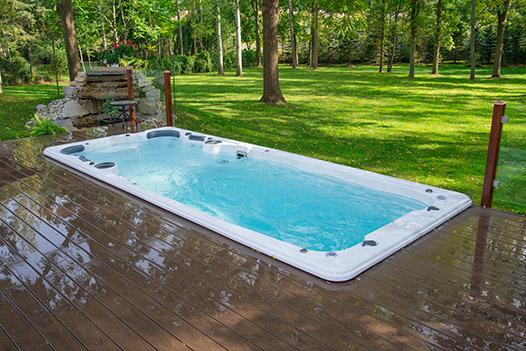 Hydropool Swim Spa Servicing