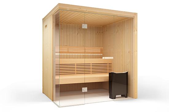 Tylohelo Harmony Sauna in Jersey