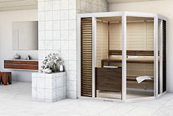 Sauna Rooms in Jersey