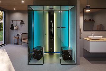 Tylohelo Steam Showers